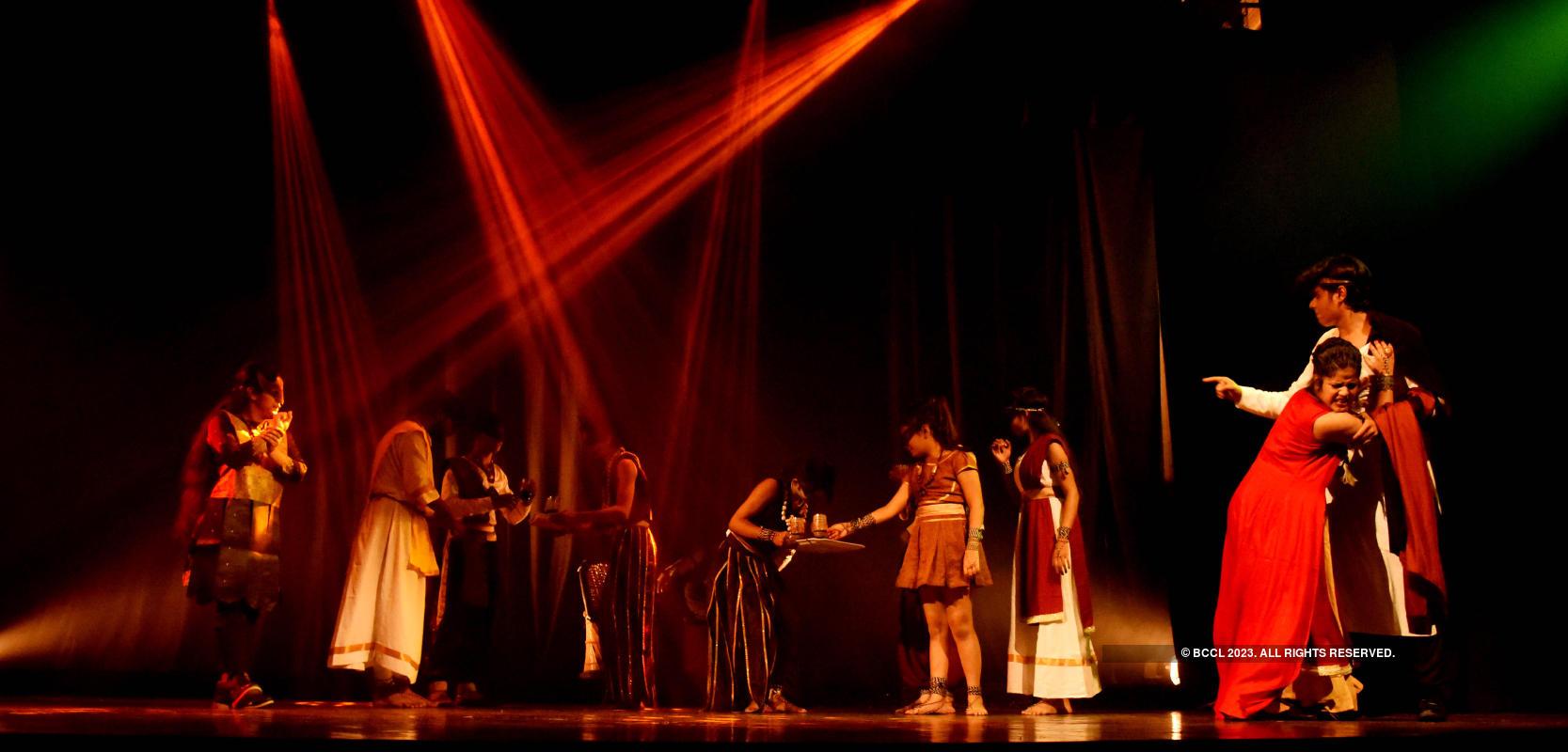 Barnam Van: A play