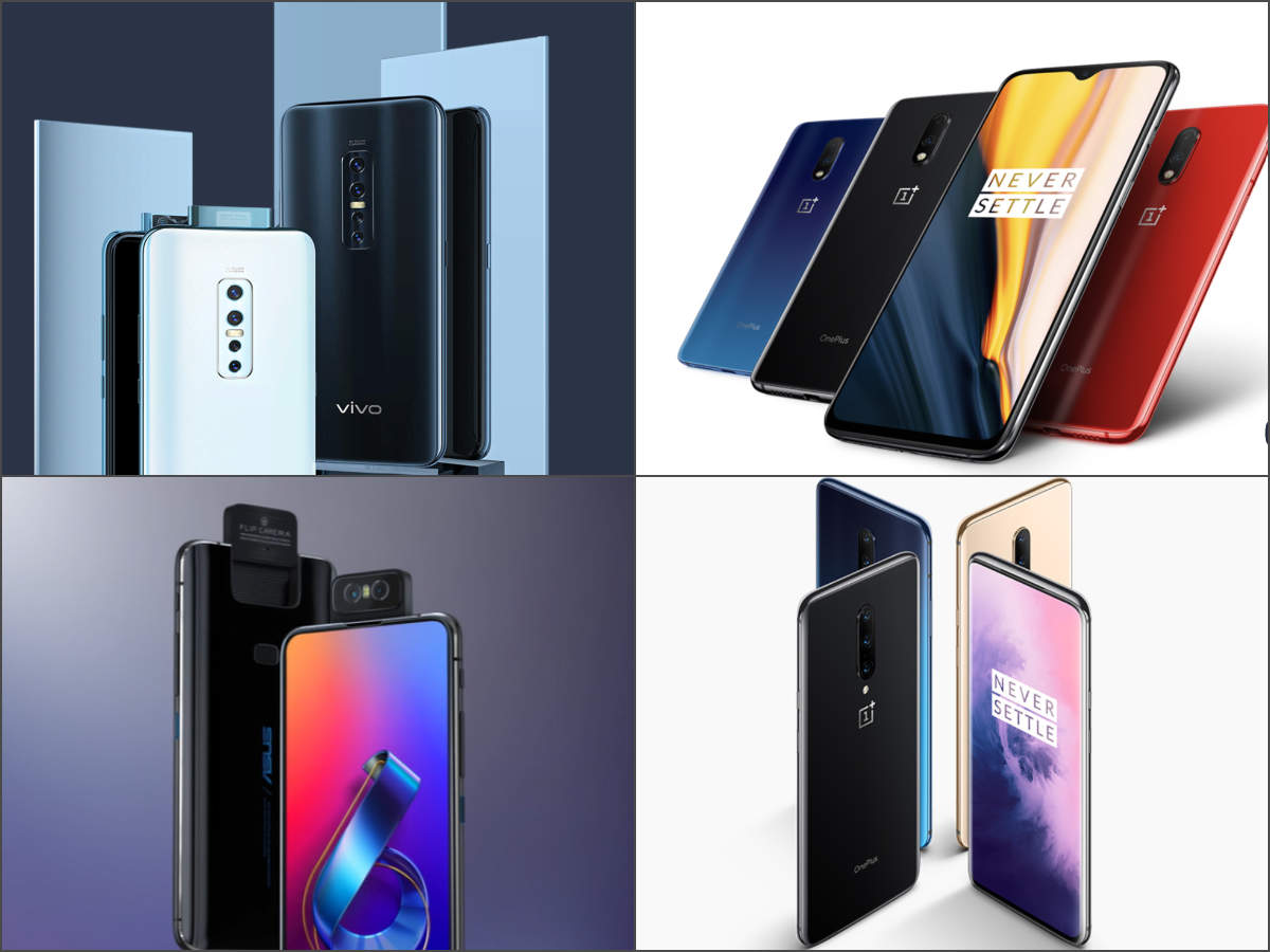 Vivo launches world's first dual-pop-up selfie camera smartphone, Vivo V17 Pro: How it compares to OnePlus 7, Xiaomi Redmi K20 Pro and Asus 6Z