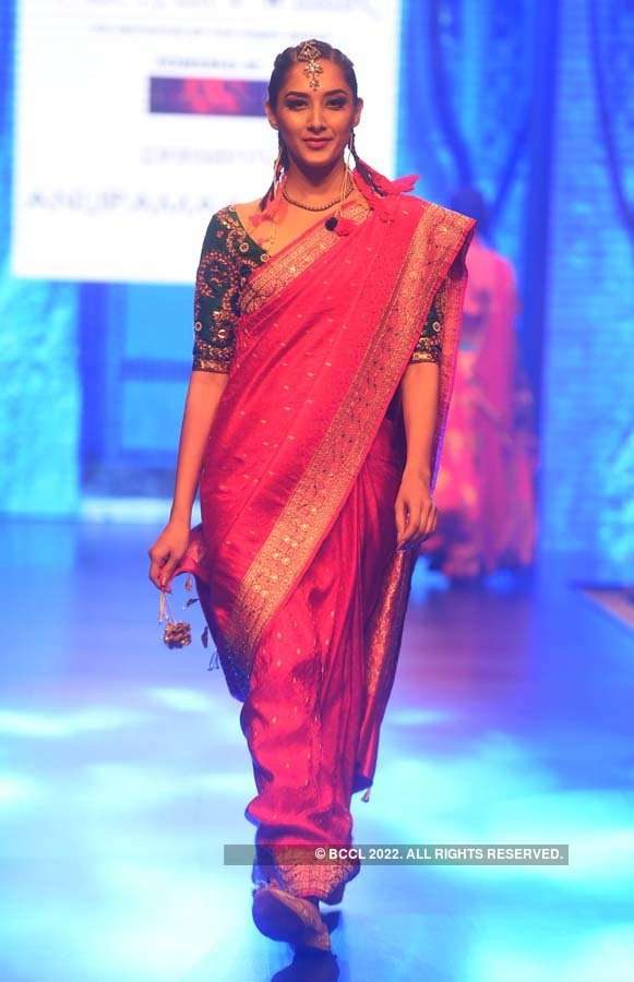 Delhi Times Fashion Week 2019: Anupamaa Dayal - Day 1