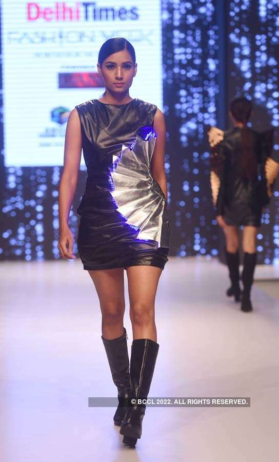 Delhi Times Fashion Week 2019: House of Jediiians - Day 1