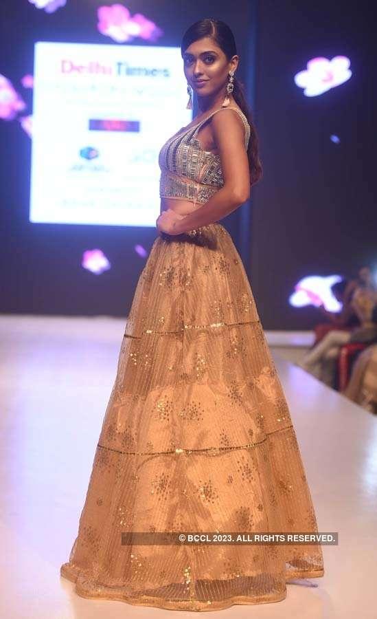 Delhi Times Fashion Week 2019: Rina Dhaka - Day 1