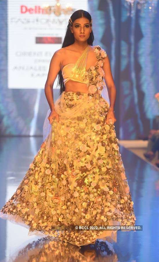 Delhi Times Fashion Week 2019: Anjalee and Arjun Kapoor - Day 1