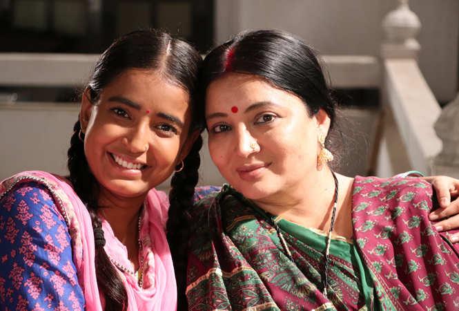 Samta Sagar and Sarika Bahroliya