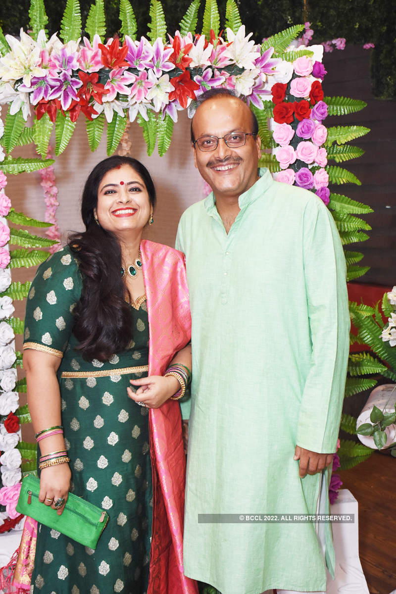 Lucknowites go green at this Teej party