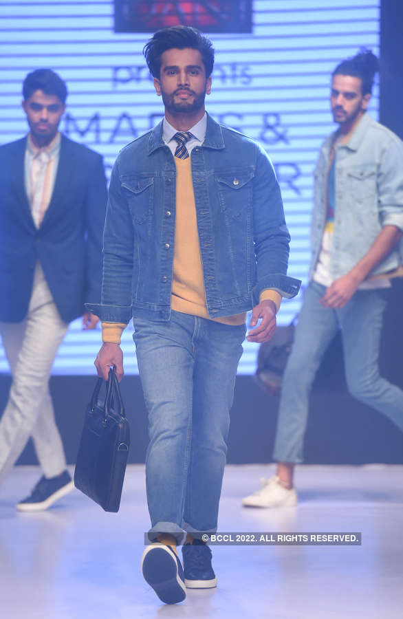 Delhi Times Fashion Week 2019: Marks & Spencer - Day 2