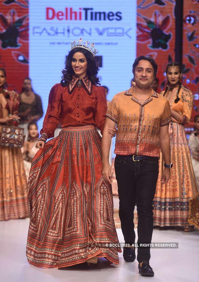 Delhi Times Fashion Week 2019: Rajdeep Ranawat - Day 2