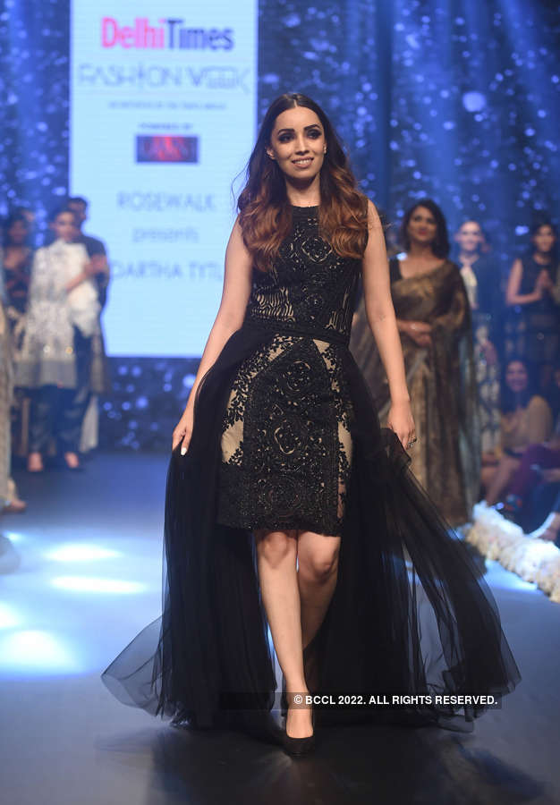 Delhi Times Fashion Week 2019: Siddartha Tytler - Day 2