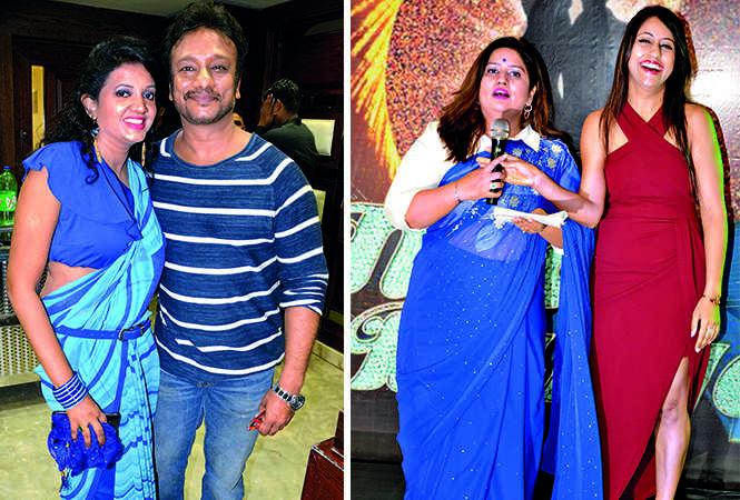 (L) Niti and Vikrant Agarwal (R) Poonam Dixit and Deepali Clifford (BCCL/ IB Singh)
