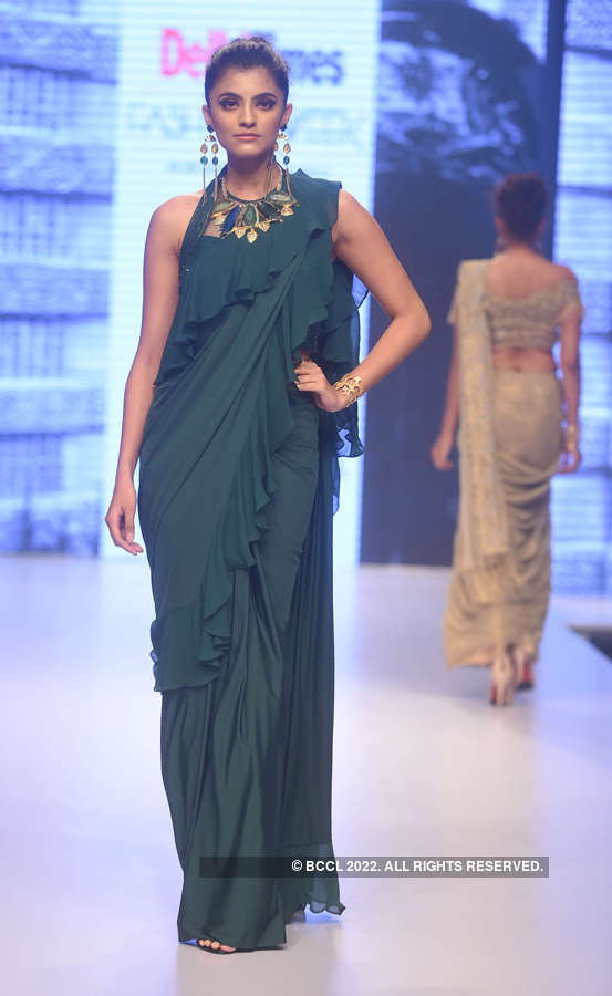 Delhi Times Fashion Week 2019- Rashmi Chhabra - Day 3