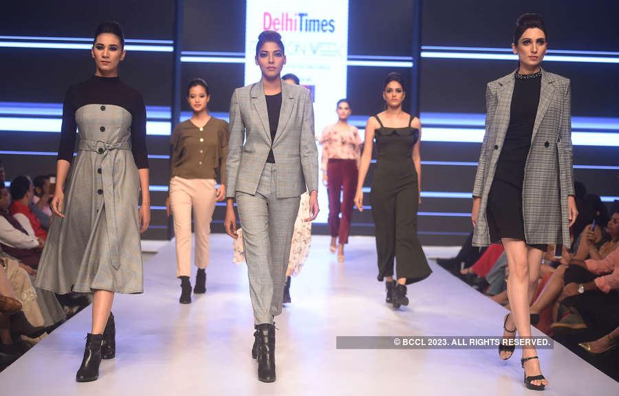 Delhi Times Fashion Week 2019- Madame - Day 3