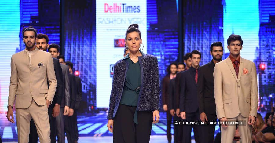 Delhi Times Fashion Week 2019 - Cantabil - Day 3