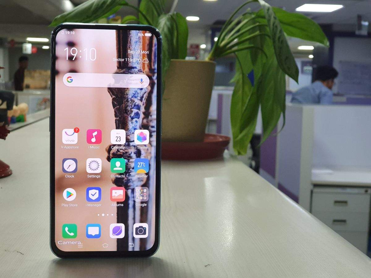 Vivo V17 Pro Review: All about the cameras | Gadgets Now