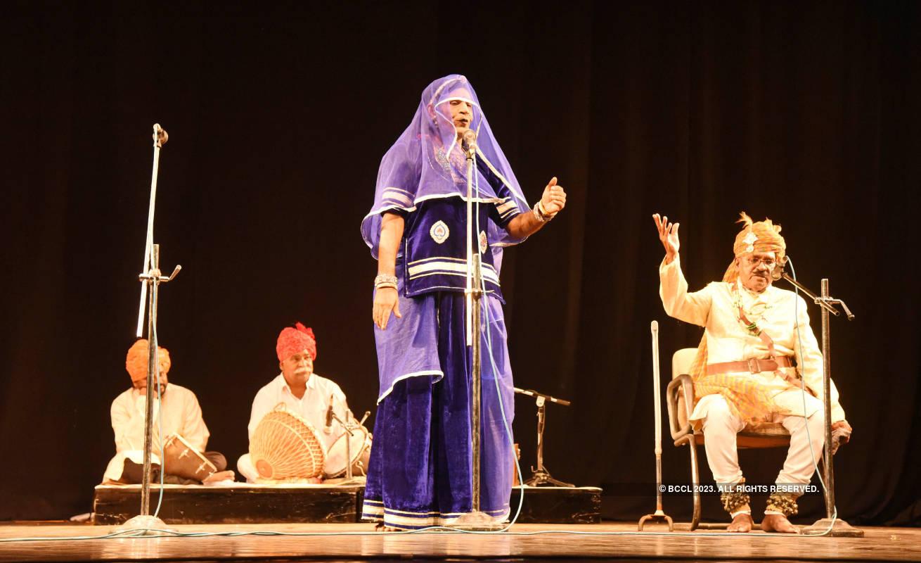 Kuchamani Khayal: A play