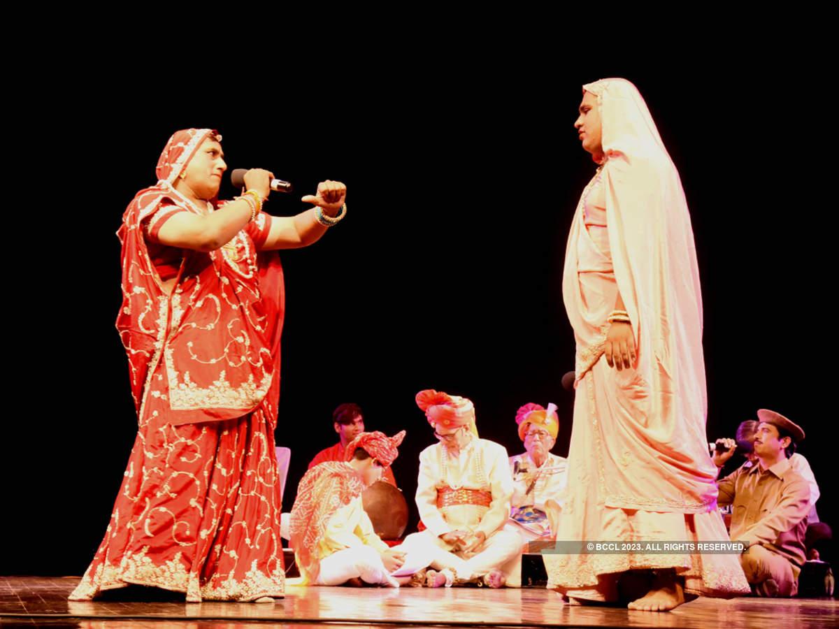 Rammat Nautanki Shehzadi: A play