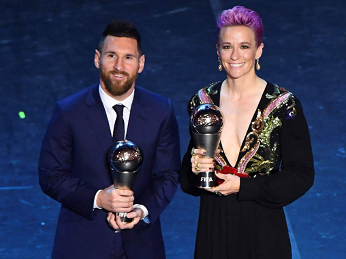 Best pictures from FIFA Football Awards 2019
