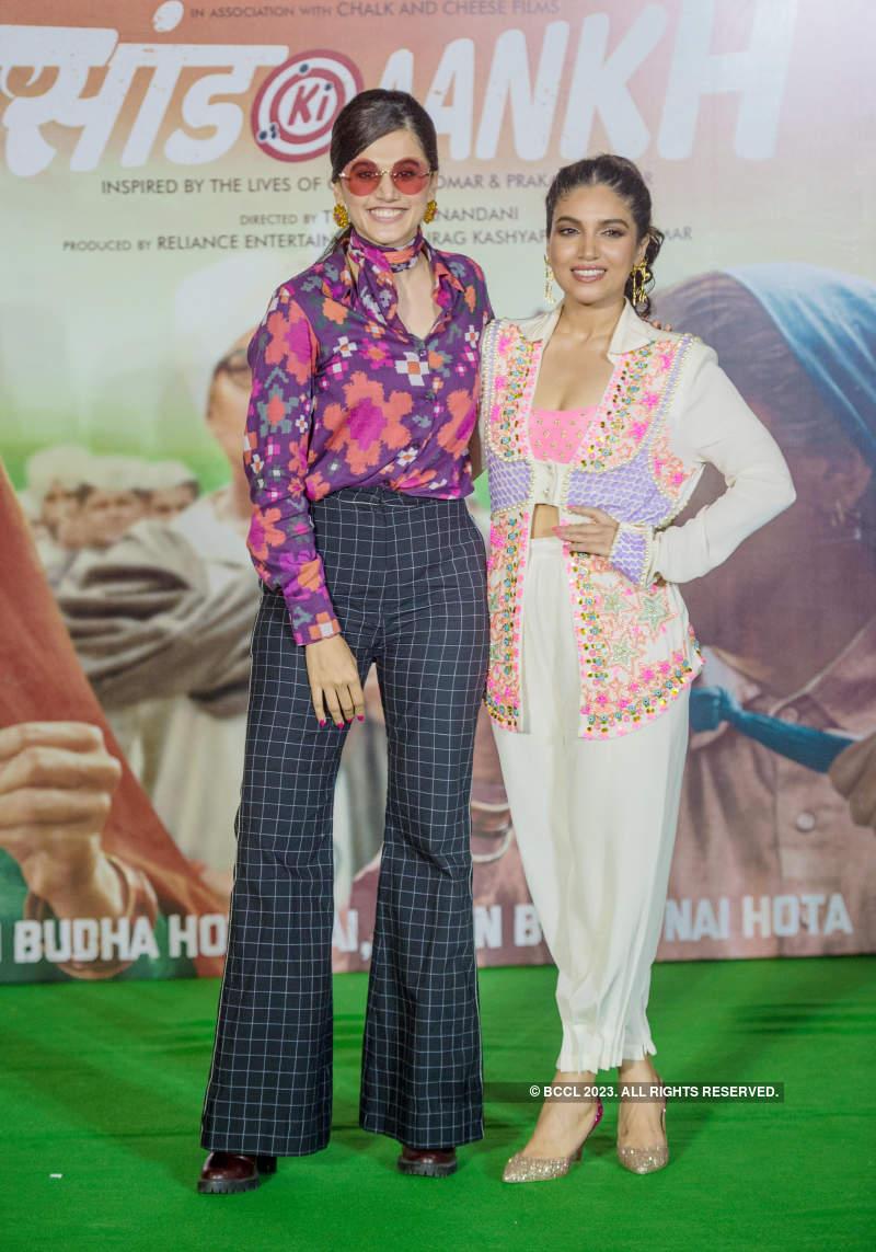 Saand Ki Aankh: Trailer launch