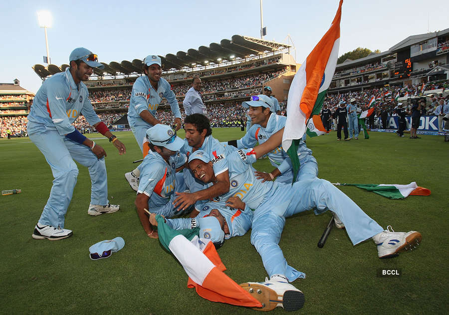 12 years ago on this day, MS Dhoni and his boys are crowned T20 World Champions