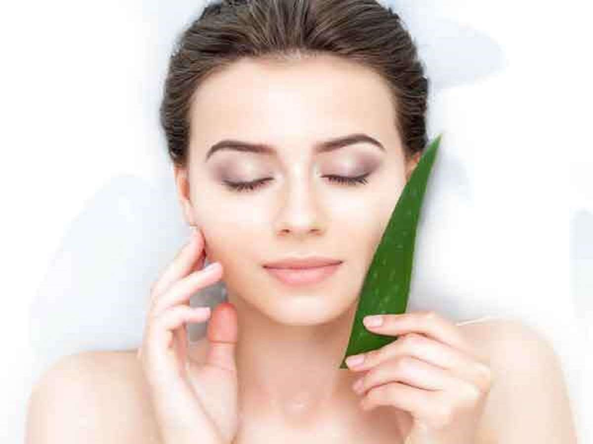 Aloe Vera Face Wash: Get glowing skin in minutes | Most Searched Products -  Times of India