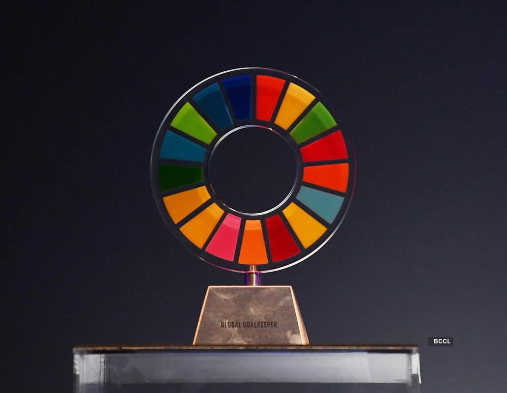 Narendra Modi gets 'Global Goalkeeper' award for Swachh Bharat Abhiyan