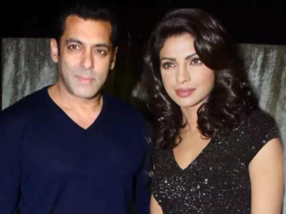 Salman Khan and Priyanka Chopra fallout: Here's a timeline of the big fight   The Times of India