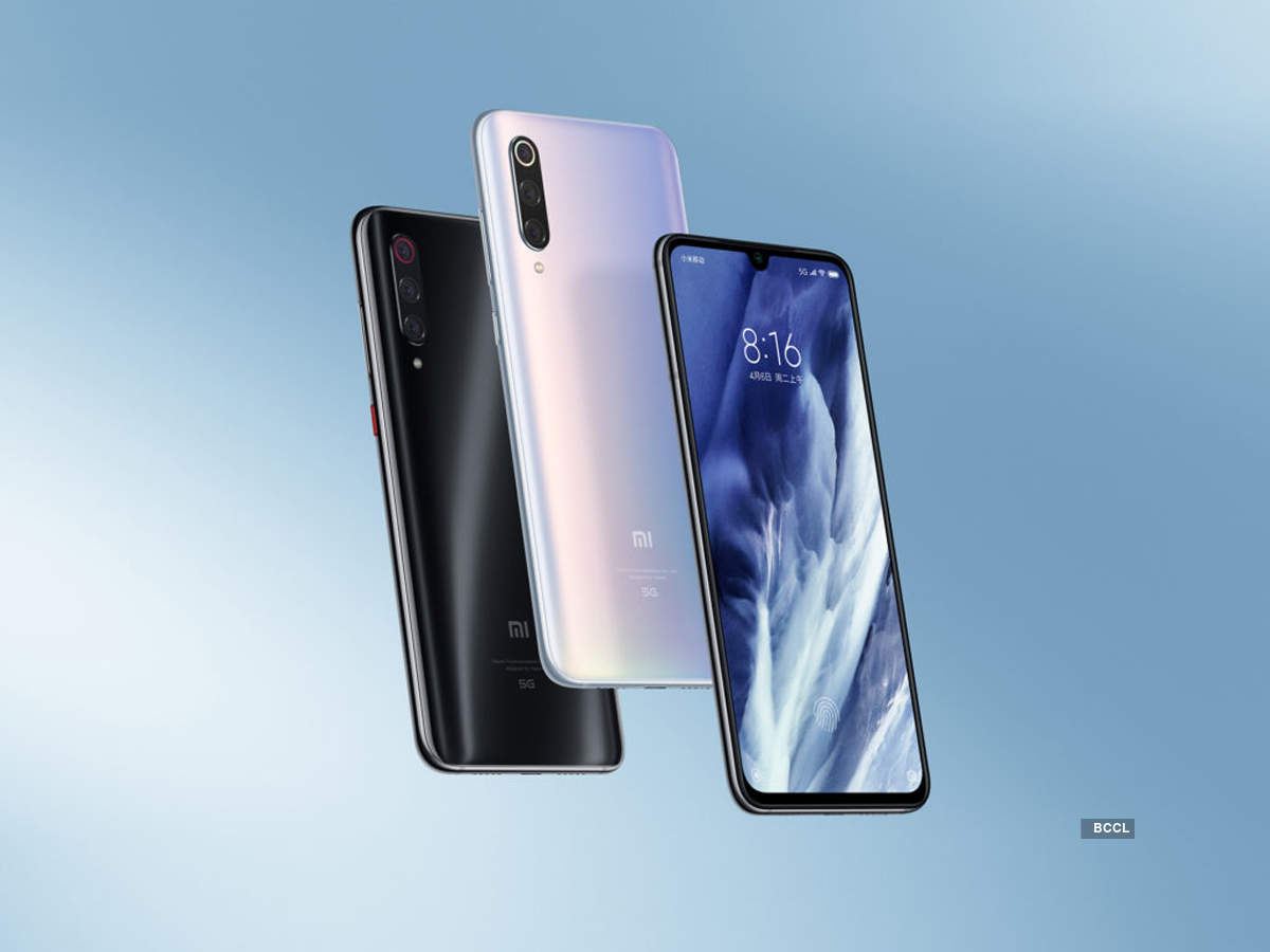 Mi 9 Pro 5G smartphone launched