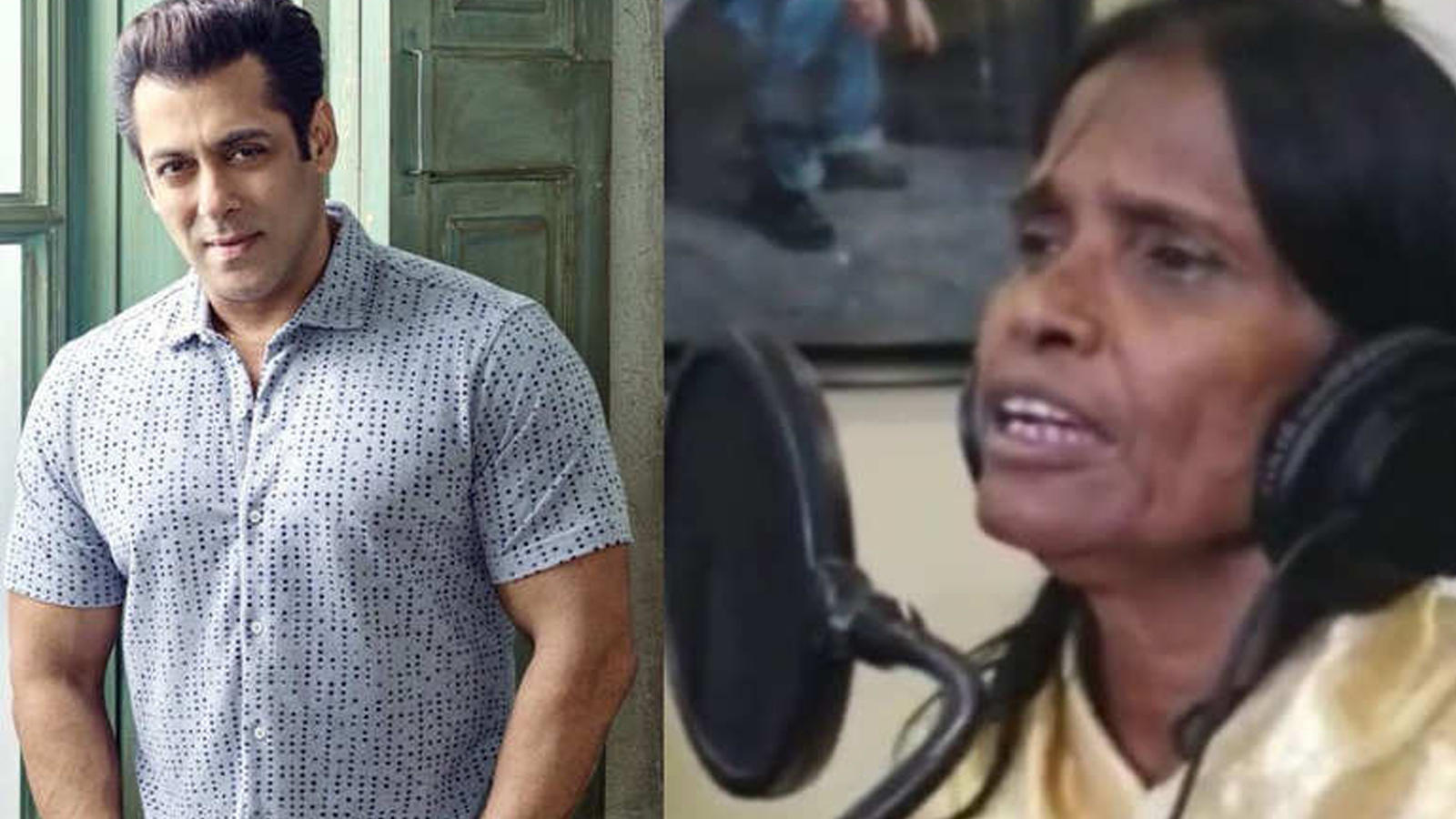 Salman Khan finally reacts on gifting a flat to internet sensation Ranu Mondal
