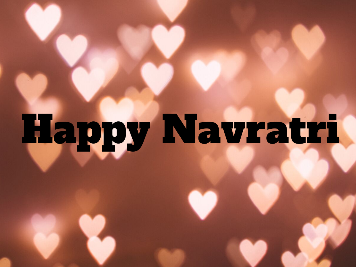 Happy Navratri 2020 Wishes Messages Quotes Images Facebook Whatsapp Status
