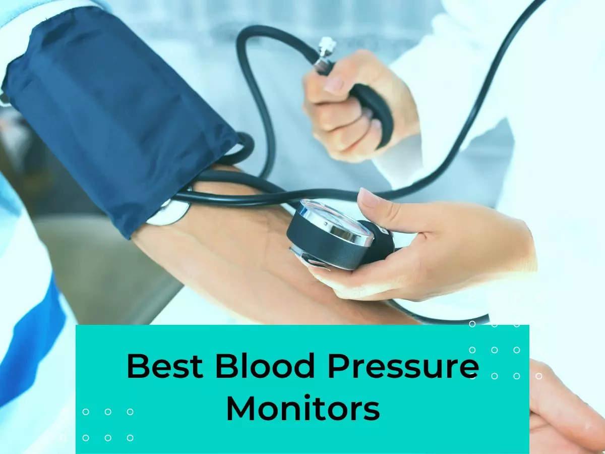 BP machine: Easy-to-use digital blood pressure monitors