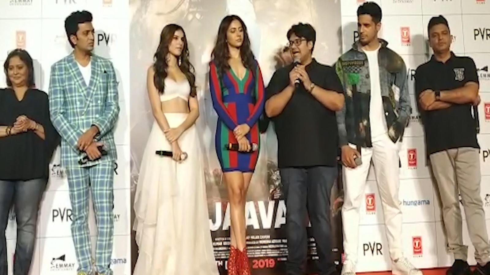 Marjaavaan: Trailer of Sidharth Malhotra and Tara Sutaria's love saga drops