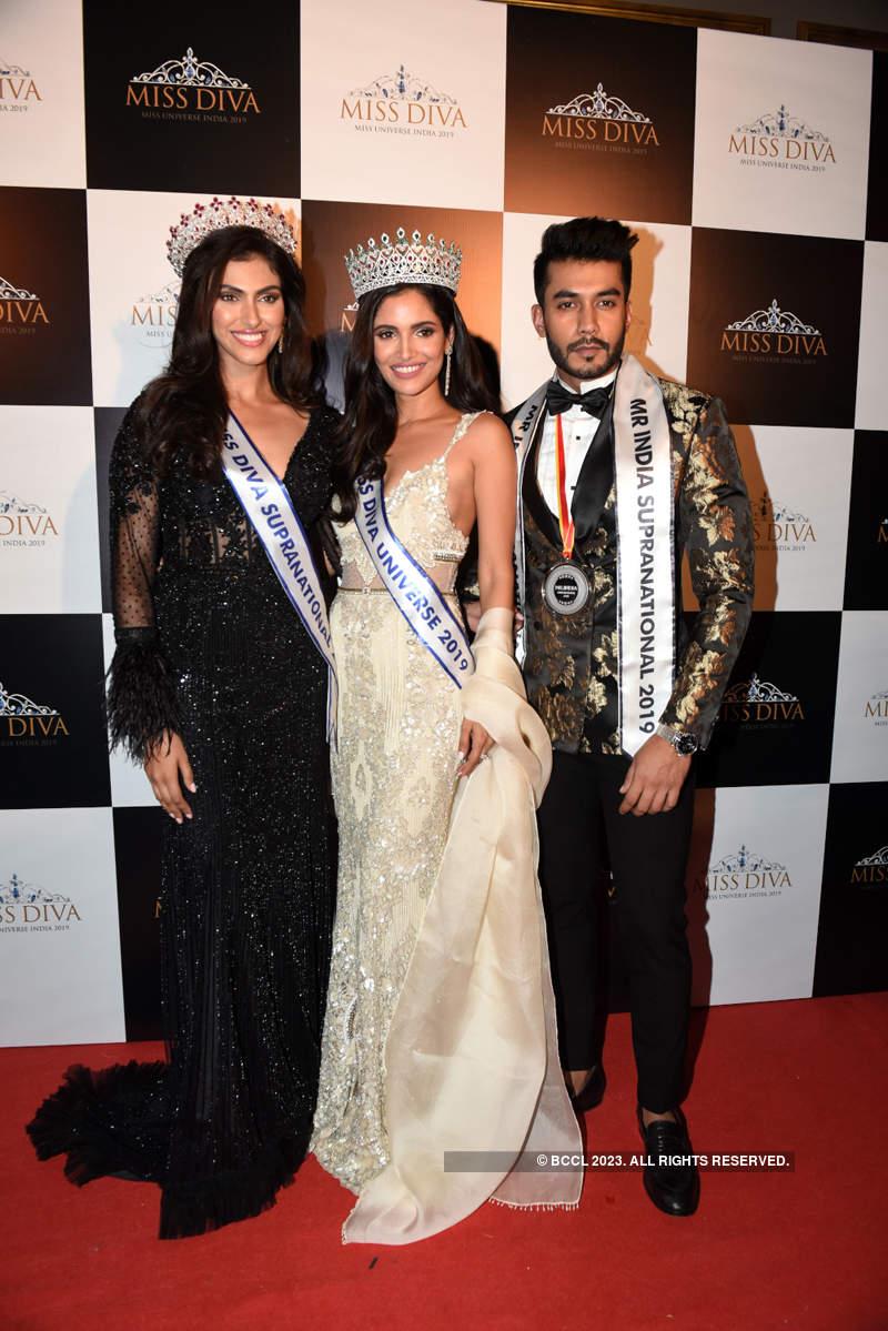 Miss Diva 2019: Red Carpet