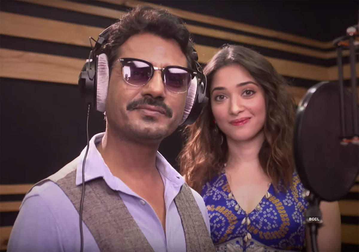Nawazuddin in a different avatar opposite Tamannaah Bhatia in Bole Chudiyan