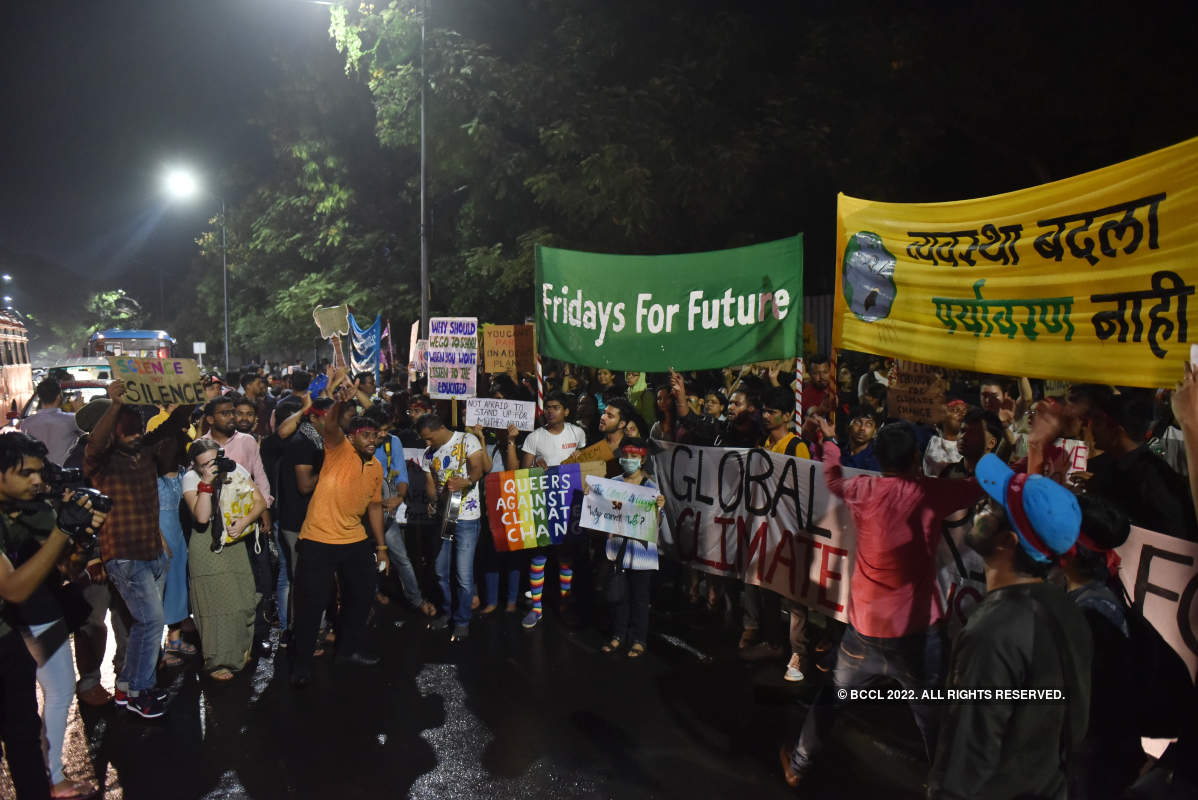 Puneites takes to the streets for 'Fridays for Future'
