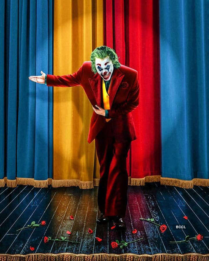 No cuts for 'Joker' in India; gets A certificate