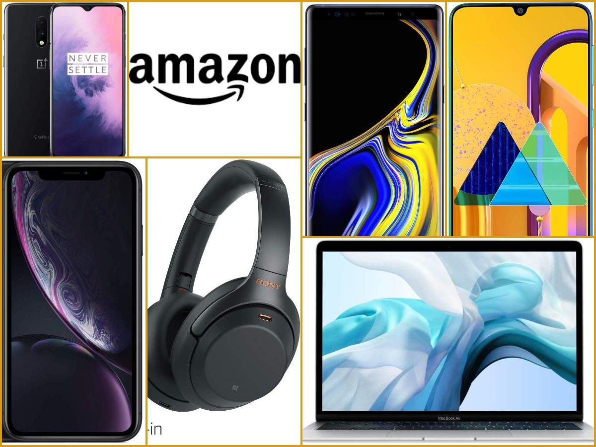 Amazon sale is live for Prime members: 10 'blockbuster deals' on smartphones, TVs and more