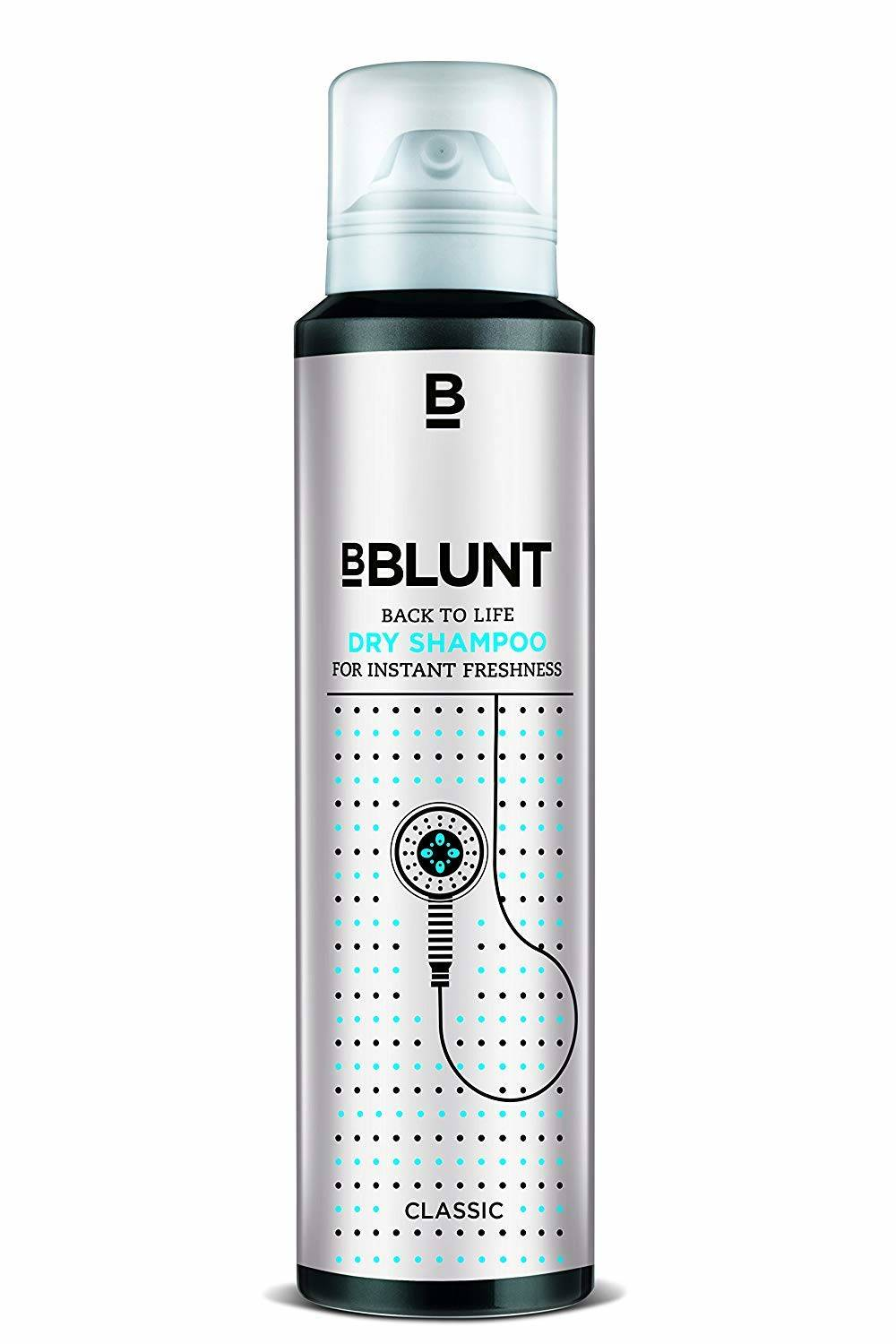 BBLUNT Back To Life Dry Shampoo for Instant Freshness, 125ml