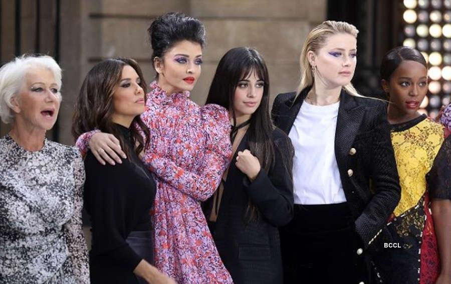 Aishwarya Rai Bachchan and daughter Aaradhya steal the show at Paris Fashion Week