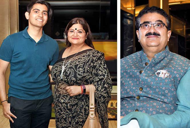 Atrey and Sumita Bhargava  and Navneet Sehgal  (BCCL/ Farhan Ahmad Siddiqui)