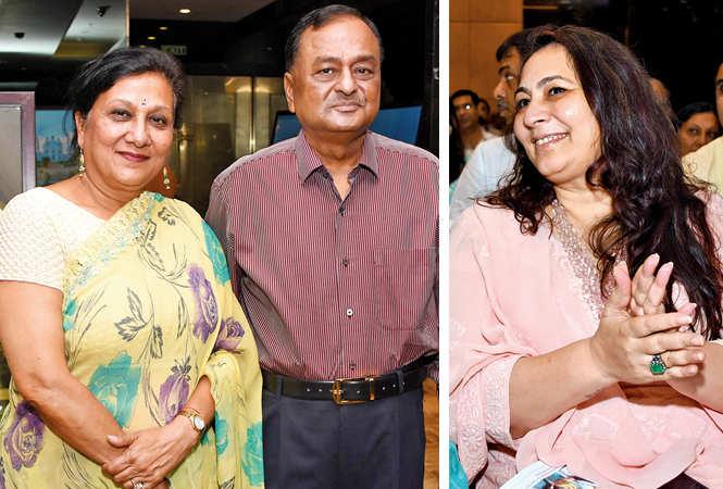 Rashmi Vaid with Vandana Sehgal   (BCCL/ Farhan Ahmad Siddiqui)