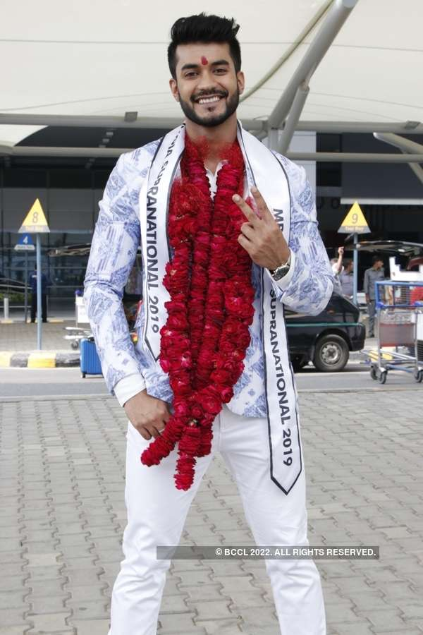 Mr. India Supranational 2019 Varun Verma's Homecoming