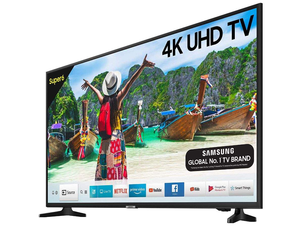 Smart Tivi QLED Samsung 43 inch 4K UHD QA43Q65RAKXXV - Hàng chính hãng