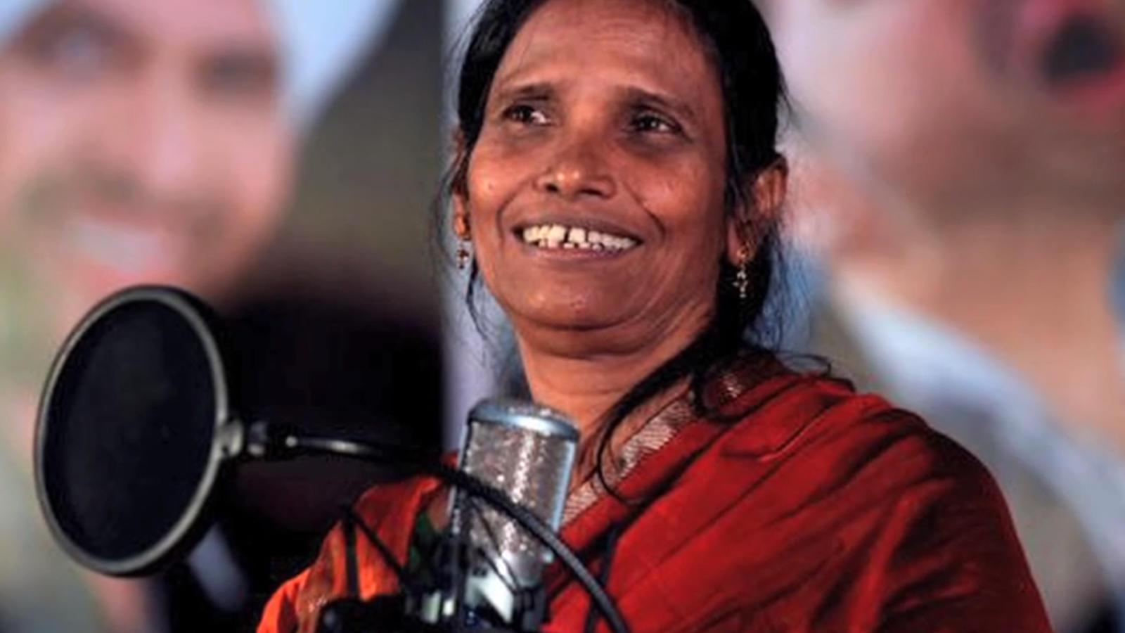 Internet sensation Ranu Mondal to get a biopic