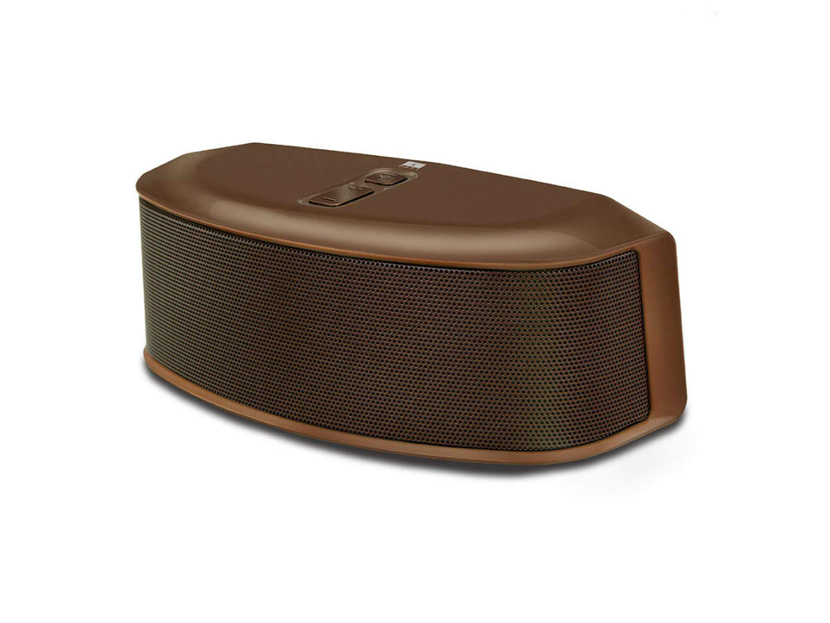 Iball Sound Star Bluetooth Speaker Available At Rs 999 Original Price Rs 2 099 Gadgets Now