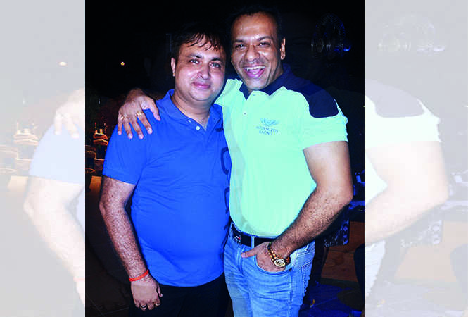 Vishal Chawla and Rahul Dutta (BCCL/ AS Rathor)