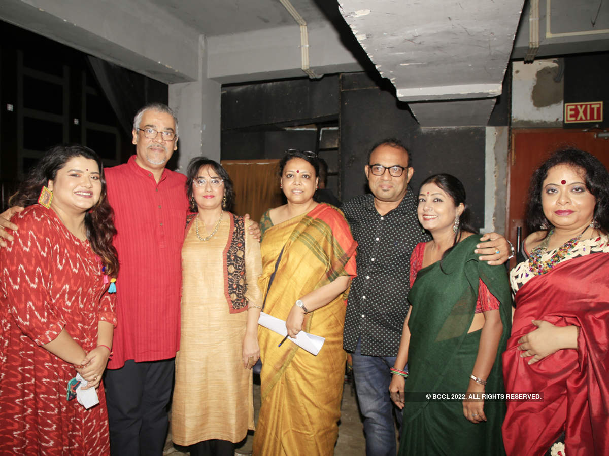 Lopamudra Mitra hosts a musical event 'Natun Gaaner Pabboni'