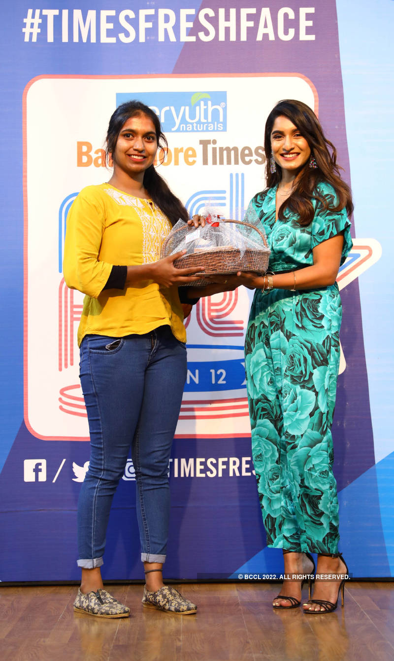 Bangalore Times Fresh Face Season 12: Auditions