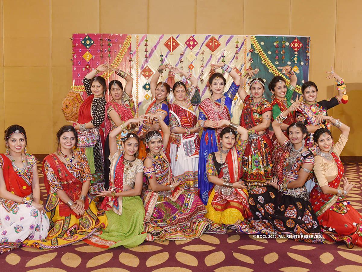 Choreographer Bina Mehta hosts a gala garba event