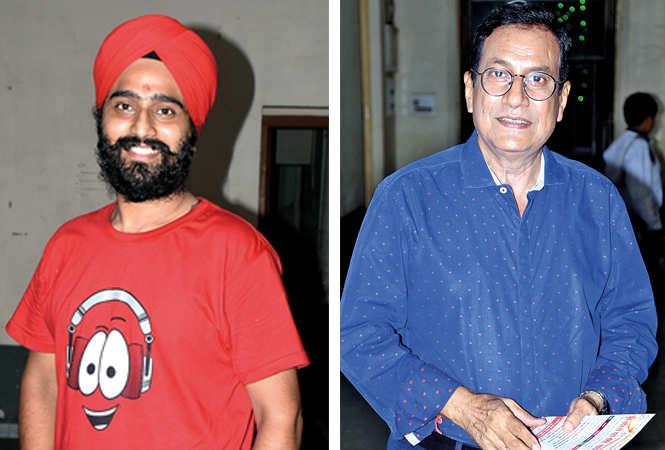 (L) Gagandeep Singh (R) Sangam Bahuguna (BCCL/ Vishnu Jaiswal)