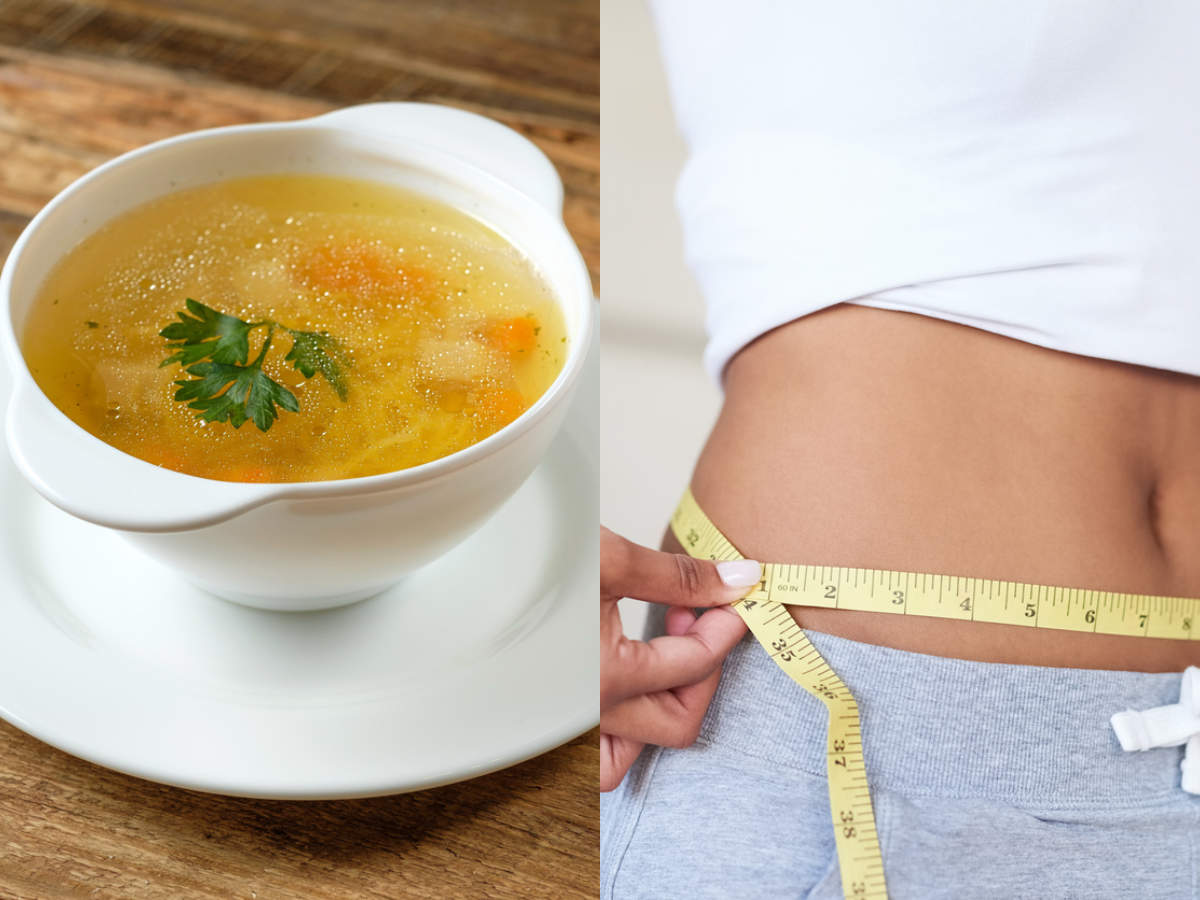 Benefits From Drinking Soup