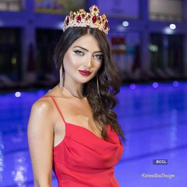 Sona Danielyan elected Miss International Armenia 2019