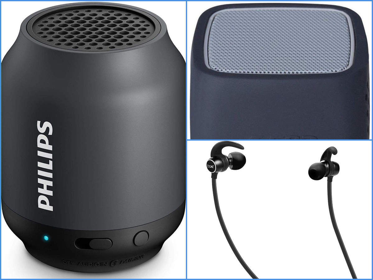 Last day of Amazon sale: Bluetooth headphones, earphones and speakers from Philips and other under Rs 999